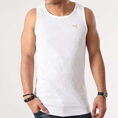 Deeluxe - Débardeur Jinoson S21130 Blanc
