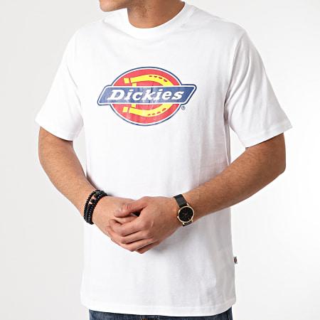 Dickies - Tee Shirt Icon Logo A4XC9 Blanc