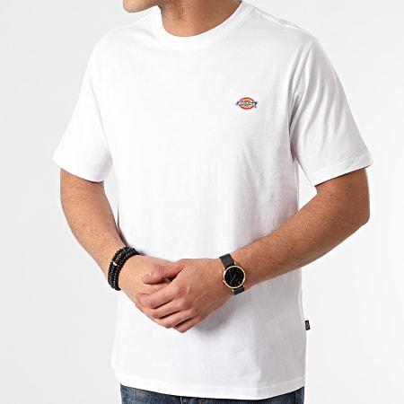 Dickies - Tee Shirt Mapleton A4XDB Blanc