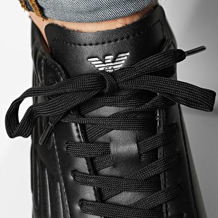 EA7 - Baskets X8X001-XK124 Triple Black