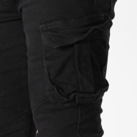 MTX - Pantalon Cargo 9527 Noir
