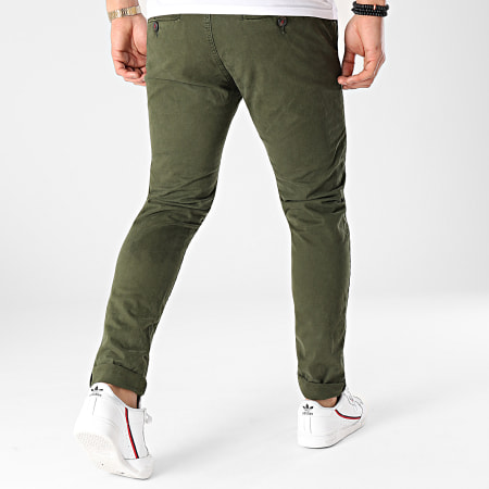 Classic Series - Pantalon Cargo AD01 Vert Kaki