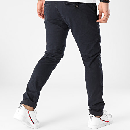 Classic Series - Pantalon Cargo AD01 Bleu Marine