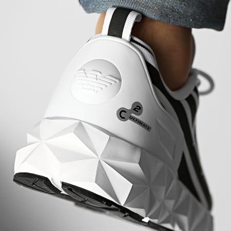 EA7 - Baskets X8X033 White Black