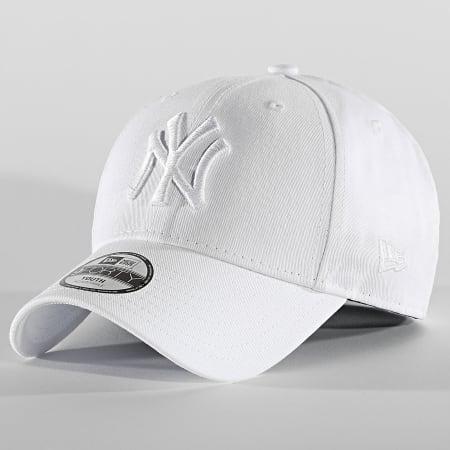 New Era - Casquette Enfant 9Forty League Essential 60137073 New York Yankees Blanc