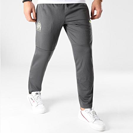 Puma - Pantalon Jogging OM Warmup 758650 Gris Anthracite