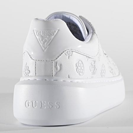 Guess - Baskets Femme FL6BRDFAL12 White