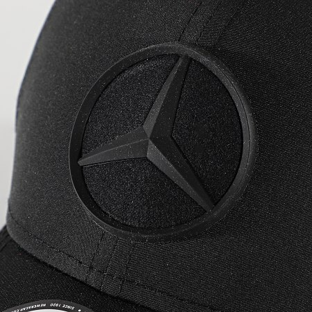 New Era - Casquette 9Forty Mercedes AMG Petronas 12353445 Noir Gris Anthracite