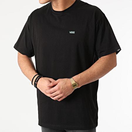 Vans - Tee Shirt Left Chest Logo A3CZE Noir