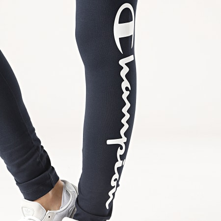 Champion - Legging Femme 112596 Bleu Marine