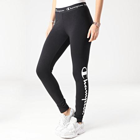 Champion - Legging Femme 112596 Noir