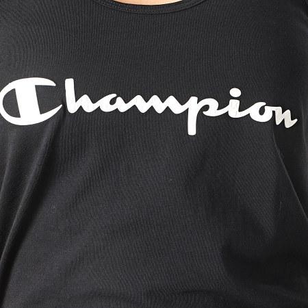 Champion - Débardeur Femme 112607 Noir