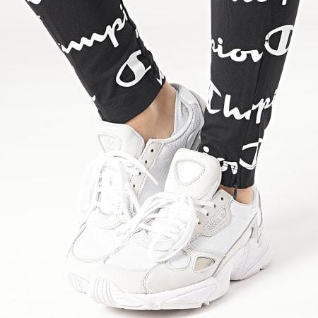 Champion - Legging Femme 112620 Noir
