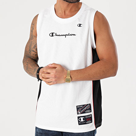 Champion - Débardeur De Sport 215926 Blanc