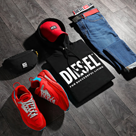 Diesel - Baskets Serendipity LC Y02351-P3392 Fiery Red