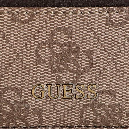Guess - Porte-cartes SMVEZLLEA25 Beige