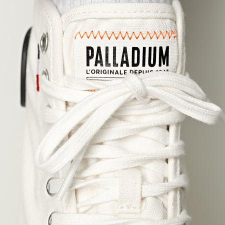 Palladium - Boots Palla Ace Canvas Mid 77015 Star White