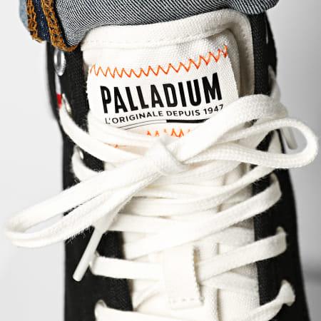 Palladium - Boots Palla Ace Canvas Mid 77015 Black