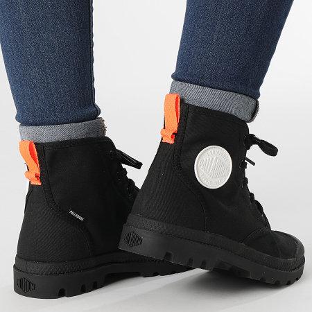 Palladium - Boots Femme Pampa Hi Twill 97074 Black