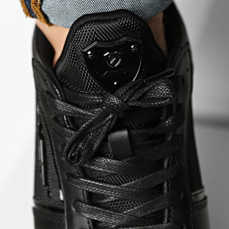 Vo7 - Baskets Milan Square Dark Black