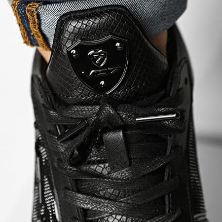 Vo7 - Baskets Milan 95 Dark Black