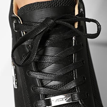 Vo7 - Baskets Hornet Black Geo Black White