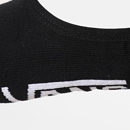 Vans - Lot De  3 Paires De Chaussettes Invisibles XTT Noir