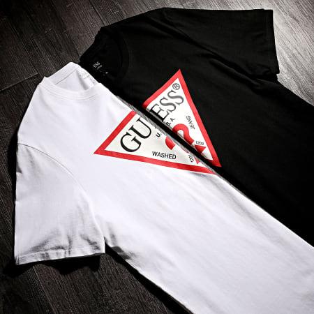Guess - Tee Shirt M1RI71-I3Z11 Blanc