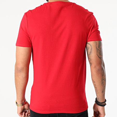 Guess - Tee Shirt M1RI24-J1311 Rouge