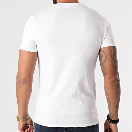 Guess - Tee Shirt M1RI24-J1311 Blanc