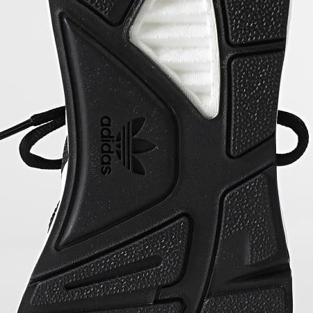 adidas - Baskets Femme ZX 1K Boost FX6872 Core Black Footwear White Hazy rose
