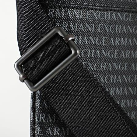 Armani Exchange - Sacoche Small Crossbody 952139-CC012 Noir