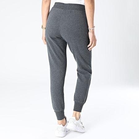 Ellesse - Pantalon Jogging Femme Queenstown SGC07458 Gris Anthracite Chiné