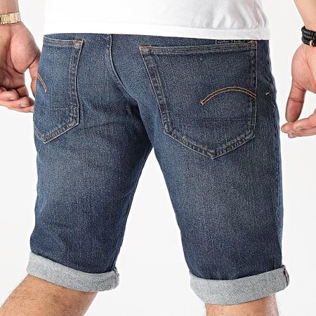 G-Star - Short Jean 3301 D17417-C529 Bleu Denim