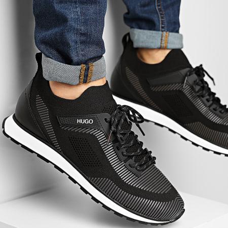 HUGO By Hugo Boss - Baskets Icelin Runner 50451737 Black