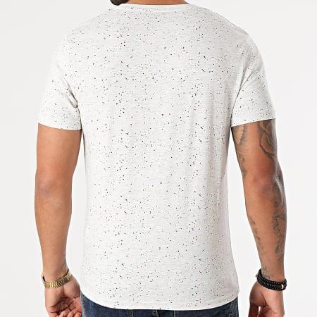 Kappa - Tee Shirt Ibagni 311B2KW Gris Chiné
