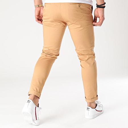 Mackten - Pantalon Chino MKP133 Beige