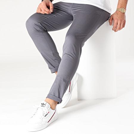 Mackten - Pantalon Chino MKP137 Gris Anthracite