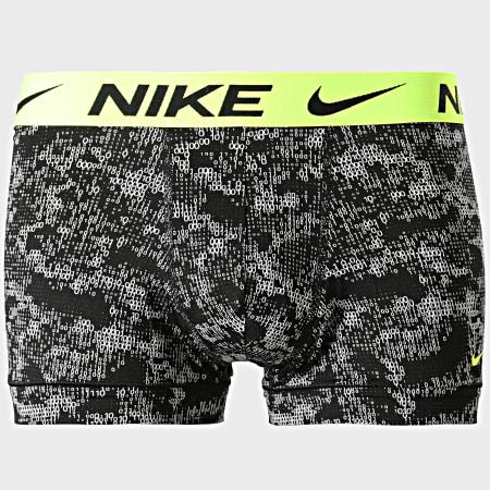 Nike - Lot De 3 Boxers Essential Micro KE1014 Noir Gris