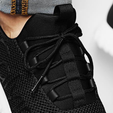 Calvin Klein - Baskets Runner Lace Up Mesh 0085 Black