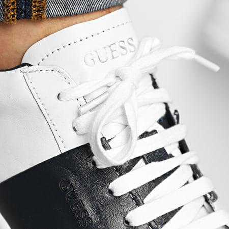 Guess - Baskets FM5VESLEA12 White Blue