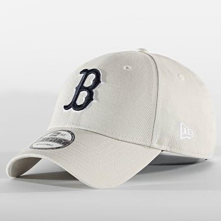 New Era - Casquette 9Forty League Essential 60112607 Boston Red Sox Beige