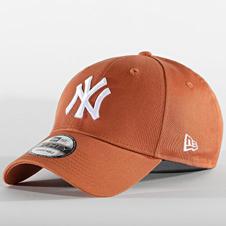 New Era - Casquette 9Forty League Essential 60112610 New York Yankees Camel
