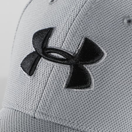 Under Armour - Casquette Fitted 1305037 Gris