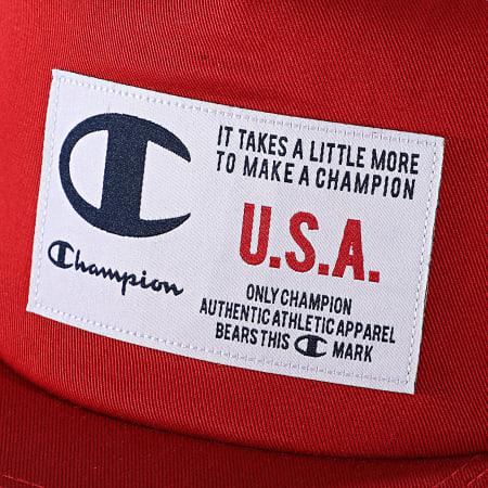 Champion - Casquette Trucker 805469 Rouge