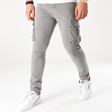Classic Series - Pantalon Cargo MM-3325 Gris