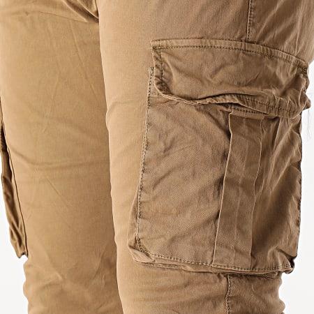 Classic Series - Pantalon Cargo MM-3325 Marron