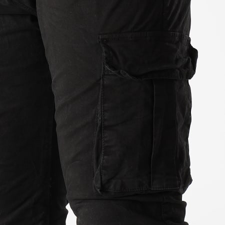 Classic Series - Pantalon Cargo MM-3325 Noir
