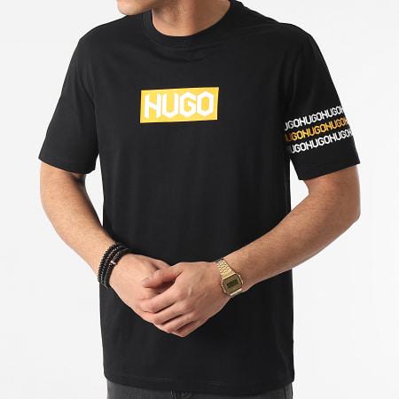 HUGO By Hugo Boss - Tee Shirt Dake 50448862 Noir