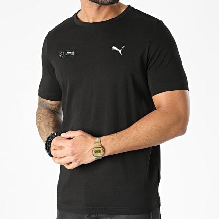 Puma - Tee Shirt Mercedes AMG Petronas 599623 Noir
